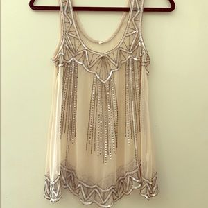 1920's Style Costume Top
